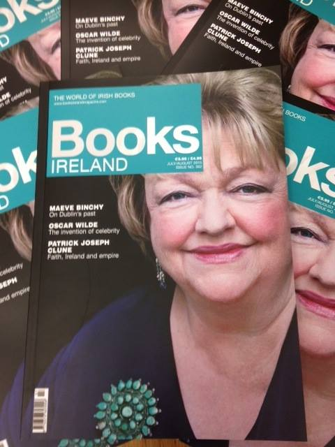 books ireland cover
